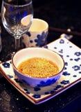 kinesisk kricka för kokkonstoljesesam Royaltyfri Fotografi
