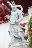 Kinesisk krigare Arkivbild