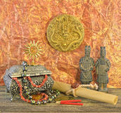 Kinesisk kultur Royaltyfri Fotografi