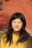 kinesisk kvinna royaltyfri foto