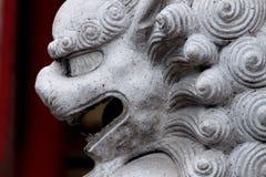 kinesisk lion Royaltyfria Foton