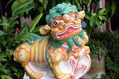 kinesisk lion Fotografering för Bildbyråer