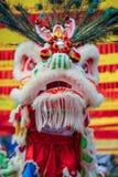 kinesisk lionmaskering Royaltyfri Fotografi