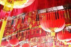 Kinesisk lykta Royaltyfri Foto