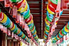 kinesisk lykta Arkivfoto