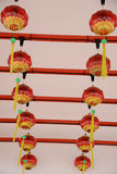 kinesisk lykta Arkivbilder