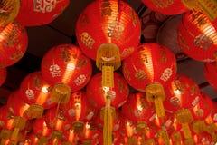 kinesisk lykta Fotografering för Bildbyråer