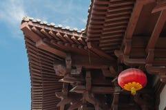 kinesisk lykta Arkivfoton