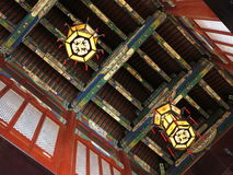 Kinesisk lykta Kina Royaltyfri Fotografi