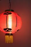 Kinesisk lykta - materielbild Arkivfoton