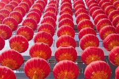 Kinesisk lyktatang long Arkivfoto