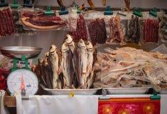 Kinesisk marknad II Fotografering för Bildbyråer