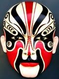 kinesisk maskering Fotografering för Bildbyråer
