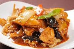 kinesisk mat Royaltyfria Bilder