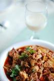kinesisk mat Fotografering för Bildbyråer