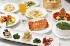 kinesisk mat Royaltyfri Bild