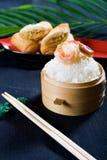 kinesisk mat Arkivfoto
