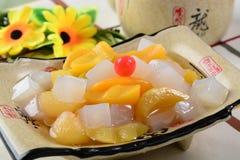 Kinesisk maträtt Fotografering för Bildbyråer