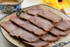 Kinesisk maträtt arkivfoto