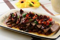 Kinesisk maträtt royaltyfri fotografi