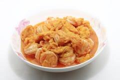 kinesisk matserie Royaltyfria Bilder