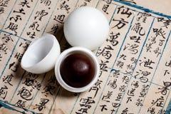 kinesisk medicinpill Royaltyfri Fotografi