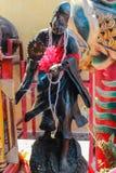 kinesisk monkstaty Fotografering för Bildbyråer