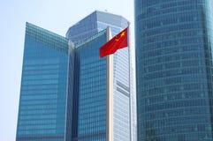 kinesisk national Arkivbild