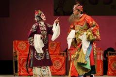 kinesisk opera Royaltyfri Bild
