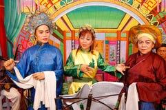 Kinesisk opera Arkivfoton