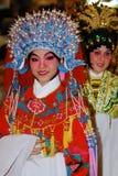Kinesisk opera Royaltyfria Foton