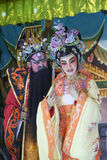 Kinesisk opera Arkivbild