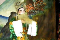 kinesisk opera Royaltyfri Fotografi