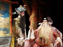kinesisk opera Royaltyfria Bilder