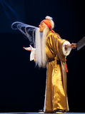 kinesisk opera sichuan Royaltyfria Foton