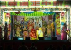 Kinesisk operahändelse arkivbilder