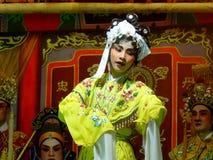 Kinesisk operakapacitet Royaltyfri Foto