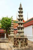 Kinesisk pagod Arkivbilder