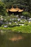 Kinesisk pagod Arkivfoto