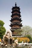 kinesisk pagoda Royaltyfri Foto