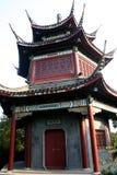 Kinesisk pagoda Arkivbild