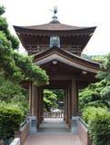 kinesisk paviljong arkivbild