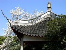 kinesisk paviljong Royaltyfria Foton