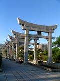 kinesisk pavillion Arkivfoton