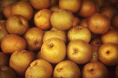 kinesisk pear Fotografering för Bildbyråer