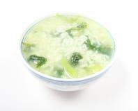 kinesisk porridge Arkivbild