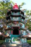 Kinesisk relikskrin Arkivfoto