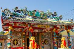 Kinesisk relikskrin Arkivbild