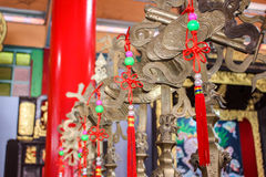 Kinesisk relikskrin Arkivfoton