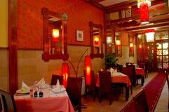 kinesisk restaurang Royaltyfri Bild